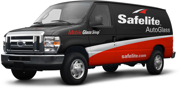 Safelite AutoGlass Mobile Glass Shop Van